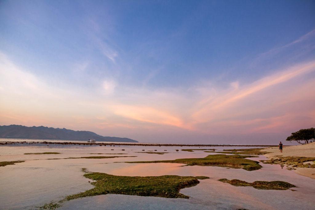 Lombok sky