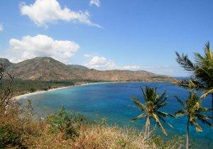 Lombok view