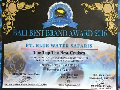 Bali Best Brand 2016