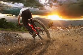 Downhill enduro cycling is probably the top pick for the adrenaline junkie level of adventure lovers.