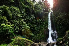 GitGit Waterfall is noted as one of the best waterfalls in North Bali