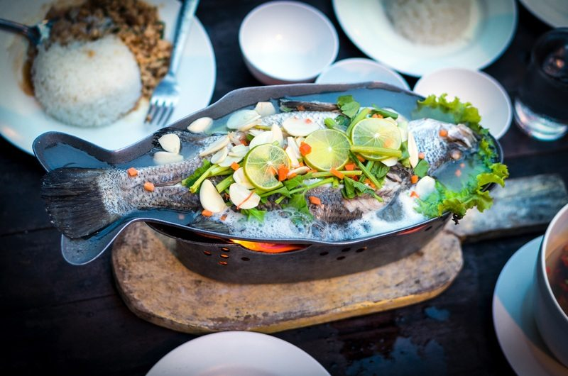 Fresh seafood caught daily is readily available in Amed. Best served on the beach with cold beverage in hand.